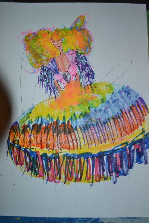 Color Love - LOVE Art Wonders (NickysArt)