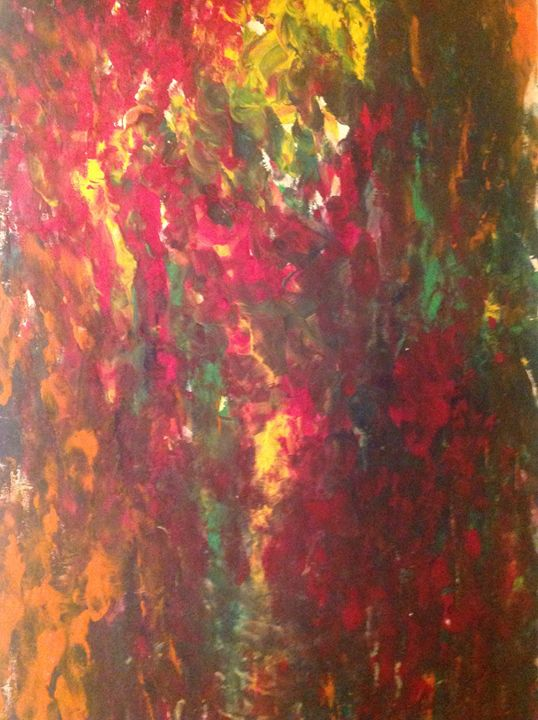 Movement Art - LOVE Art Wonders (NickysArt)