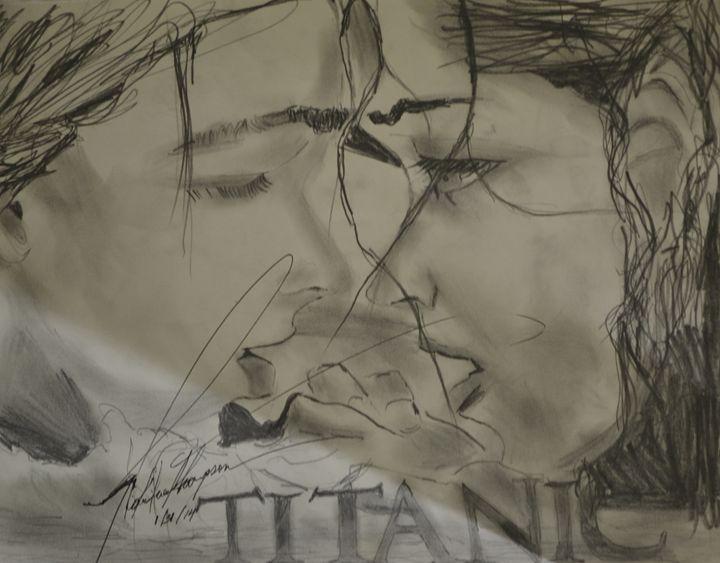 Titanic Jack&Rose - LOVE Art Wonders (NickysArt)