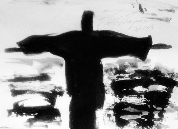 He is Risen - LOVE Art Wonders (NickysArt)