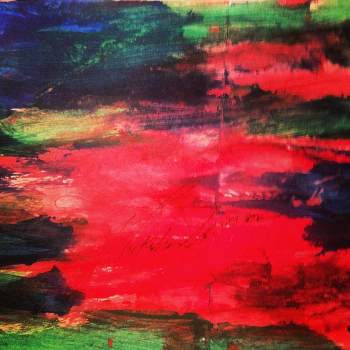 Sunset Wind - LOVE Art Wonders (NickysArt)