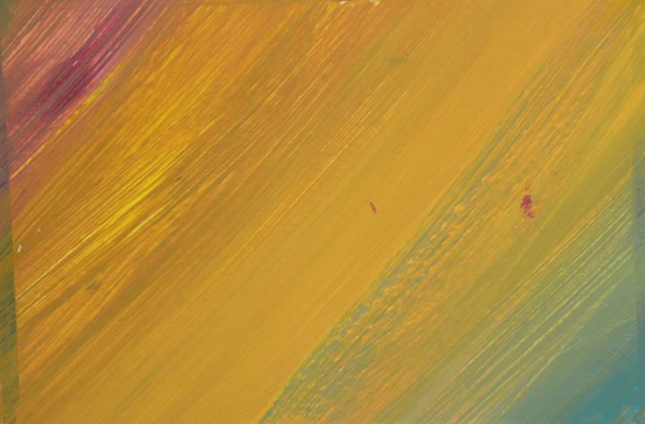 Abstract Sunshine - LOVE Art Wonders (NickysArt)