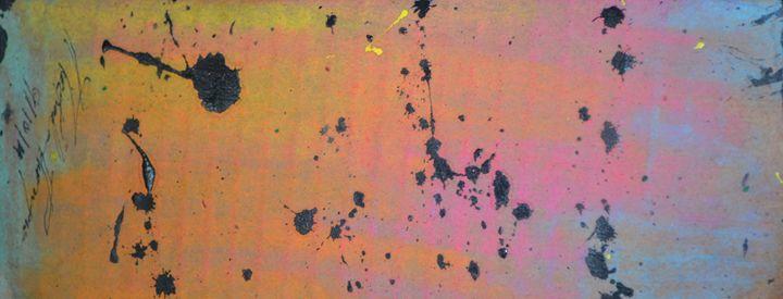 Sunset Mild Vision - LOVE Art Wonders (NickysArt)