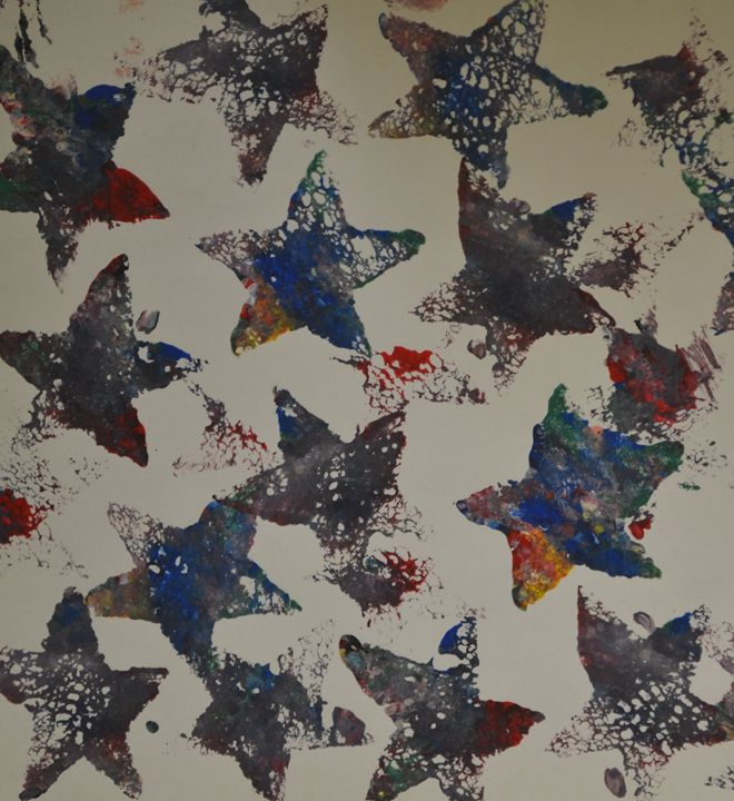 Star Zone - LOVE Art Wonders (NickysArt)
