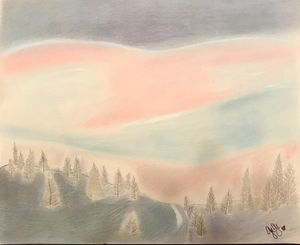 Dreaming of Pink Skys