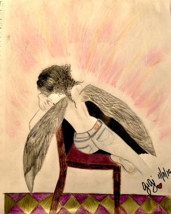 "Angel Repose - Kim ""Gigi"" Murray"
