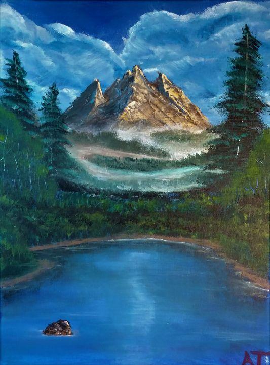 Serenity Under Majesty - Aaron W. Taylor