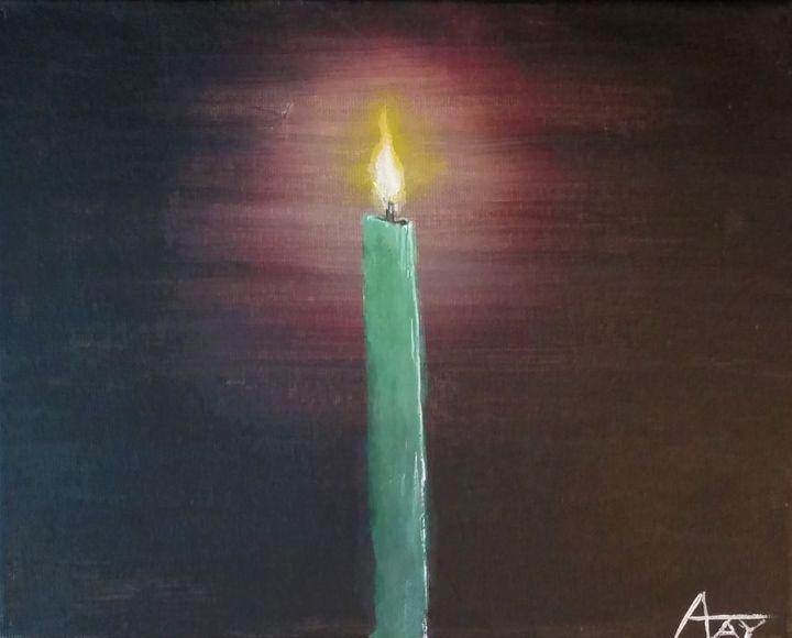 Solemn Contemplation - Aaron W. Taylor