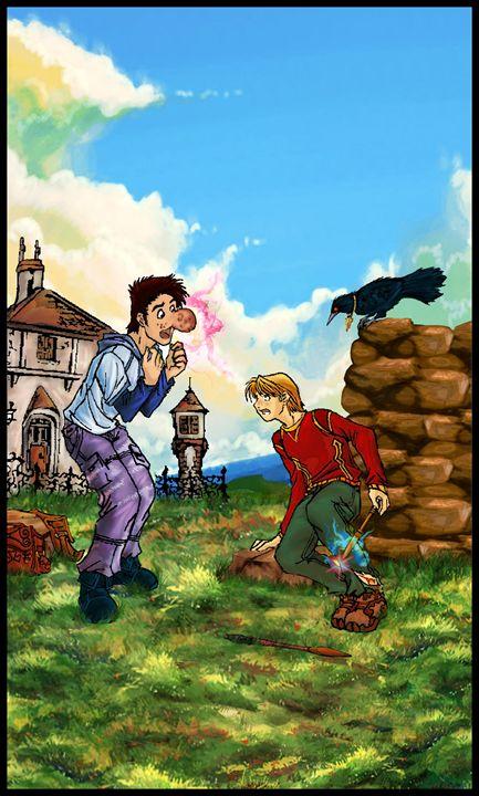 Slivverwands Duel - Wonderland