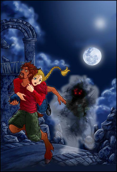 Fleeing From Evil - Wonderland