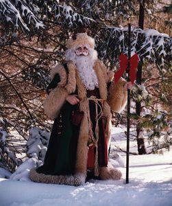 Black Forest Father Christmas I - Wonderland
