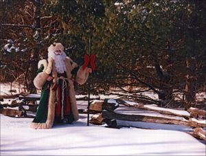 Black Forest Father Christmas II