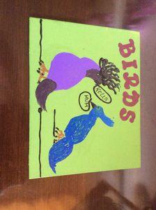 Bird buddy's