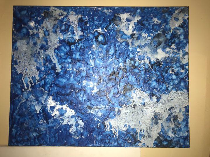 Mild abstract ocean - Kai's
