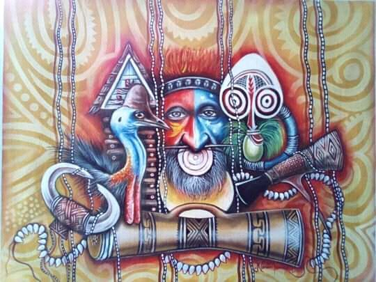 Our Wealth - New Guinea Art