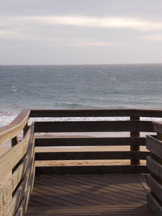 The Boardwalk - Eric Allen Brinker