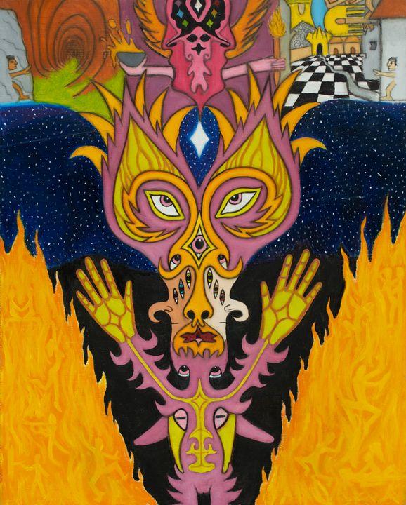Lucida seer - The vision of Tasan Lucida