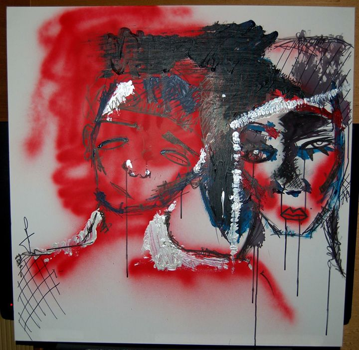 Oublie moi - MWpainting