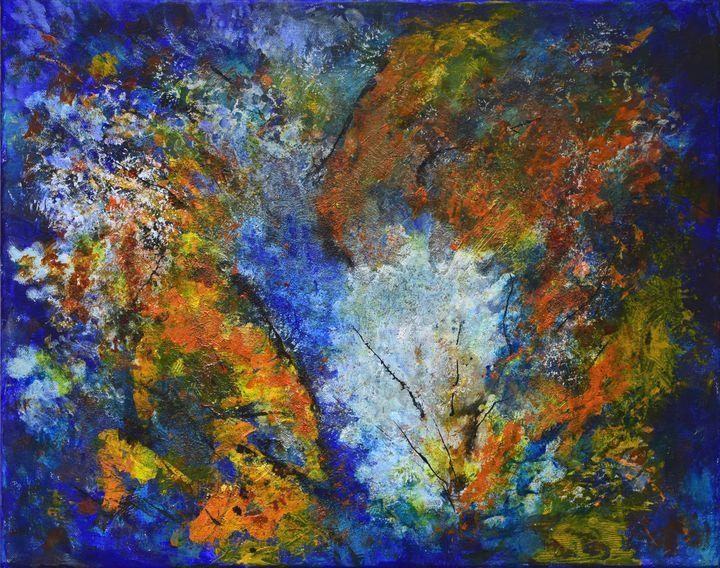 Oxidation - Alexis Baranek Art