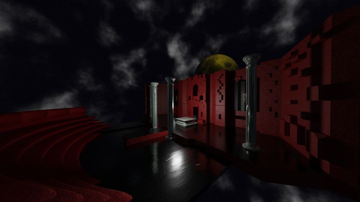 Astral Stage - Spencer's Creations