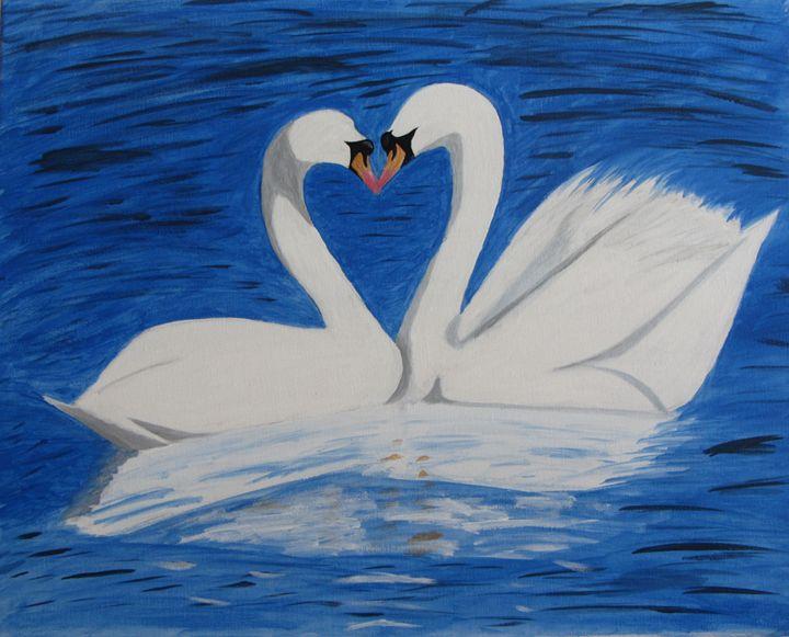 Love Swan - Jianning Meng