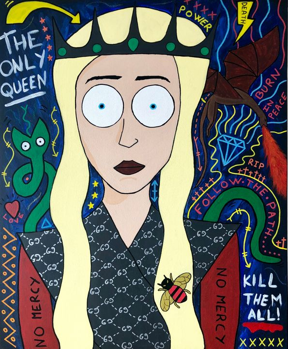 Khaleesi - Morfe