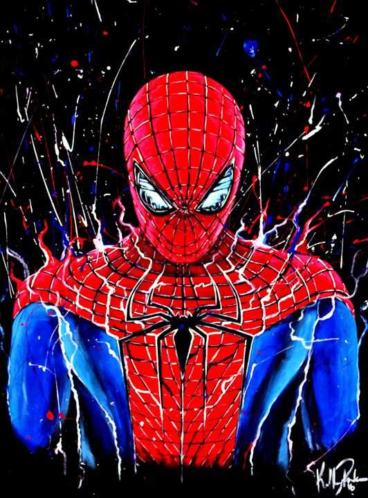 Spiderman Unleashed - Renken's Art and Design