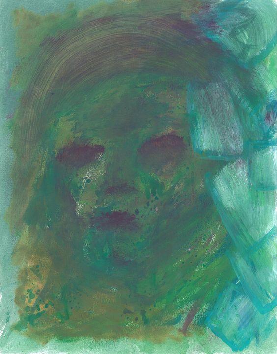 Lost Soul - Van-Grow-Art