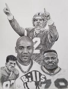 Bills Legends