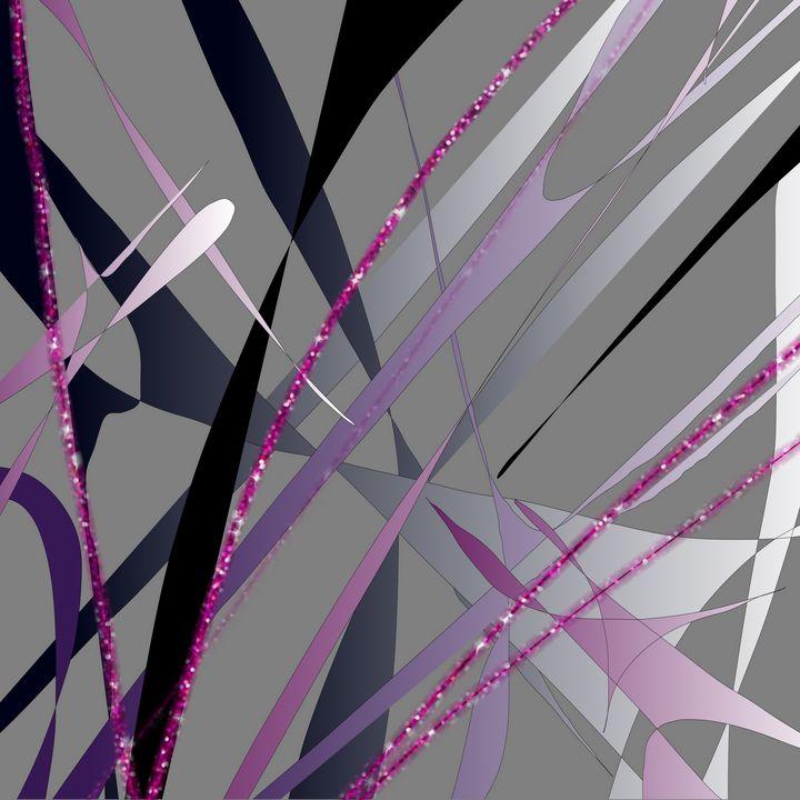 Abstract metallic - Art by Herum