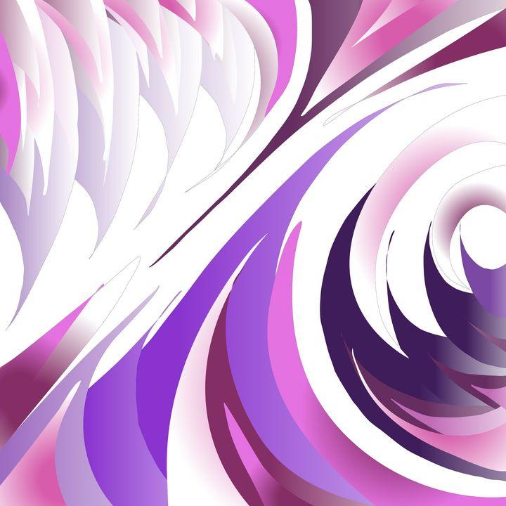 Pink delight - Art by Herum