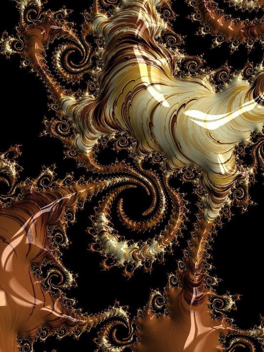 fractal dream - Art by Herum
