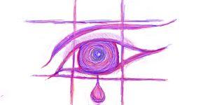 Xrossout eye