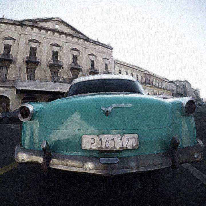 Havana, Cuba - Empire State Studios NYC