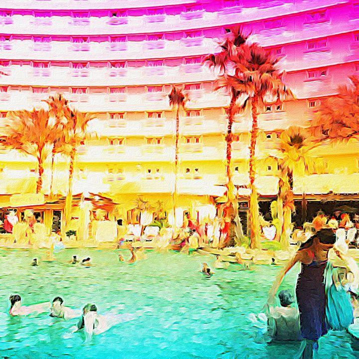 Las Vegas: The Hard Rock Hotel - Empire State Studios NYC