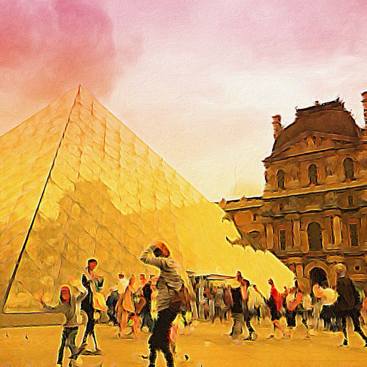 The Louvre - Empire State Studios NYC