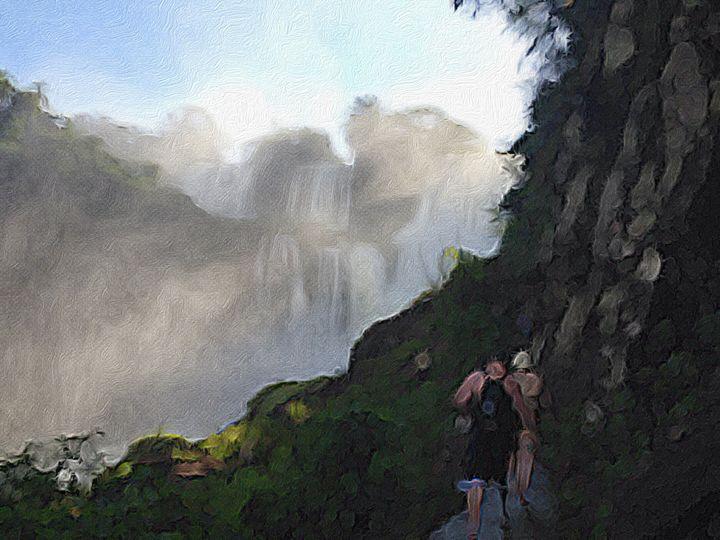 Foz Iguazu - Empire State Studios NYC
