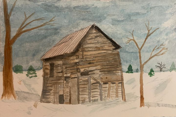 Still Standing - Andy's Art