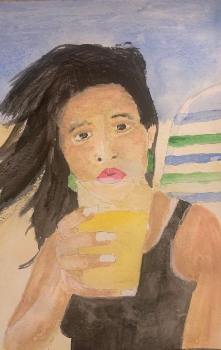 Salud! - Andy's Art
