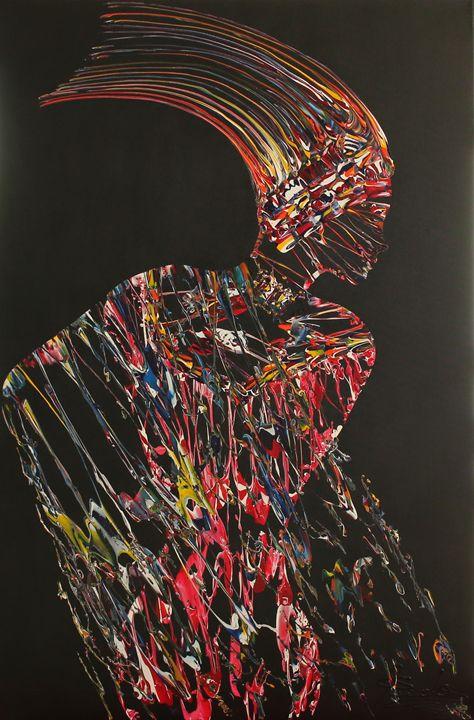 The dancer - GUIDO ALVAREZ