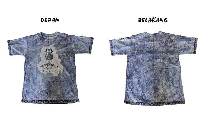 Budha (Batik Tattoo) - batik tattoo