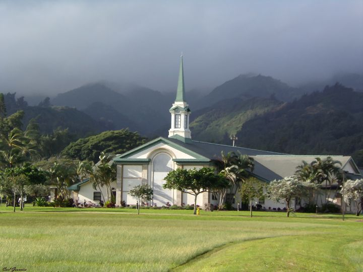 Untitled Church Hawaii - carlgouveia