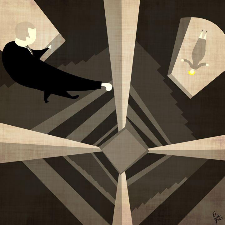 Hitchcock's Vertigo - Dudu Ramírez