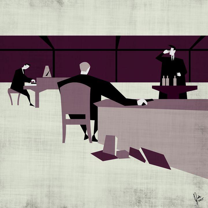 Hitchcock's Rope - Dudu Ramírez