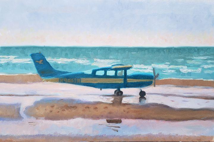 Landing at Picnic Beach - New Town