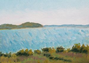 Bristol Bay Plein Air - New Town