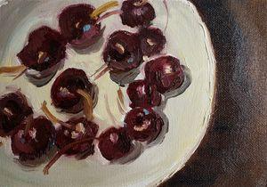 Bowl Full of Cherries - New Town