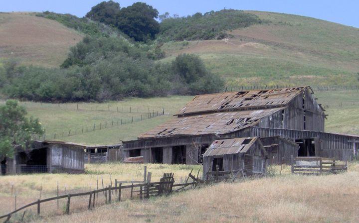 The Barn - Majickstick