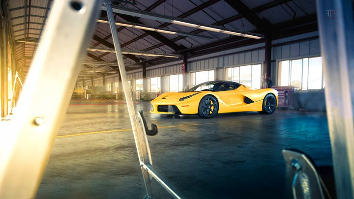 Ferrari LaFerrari | Pit Garage - Folk|Photography