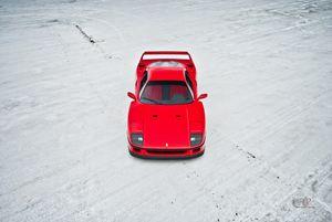 Ferrari F40 | Salt Flats 7